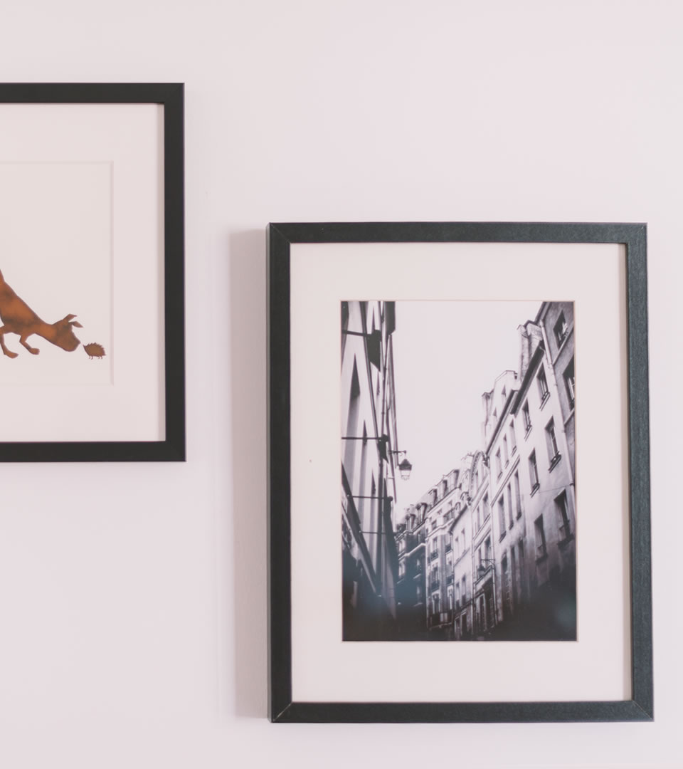 Surround Art - Framed Pictures