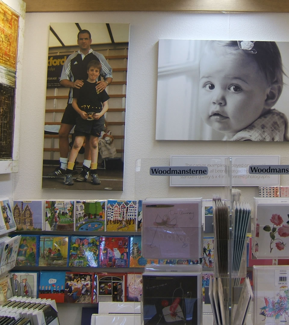 Cards and Gallery - Surrounds Art West Byfleet Surrey