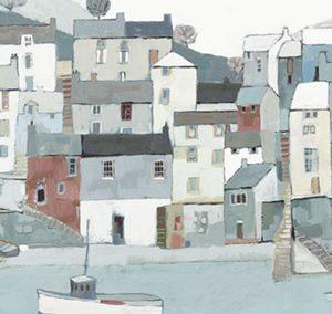 Art Gallery – Shoreline Painting – Adelene Fletcher Artist – Framed Print – Surrounds West Byfleet Surrey