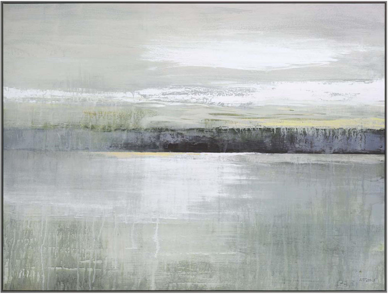 Wall Art Gallery - Olive - Painting by Artist Adelene Fletcher - Framed Print For Sale - Surrounds West Byfleet Surrey